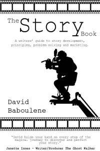 The story book av David Baboulene