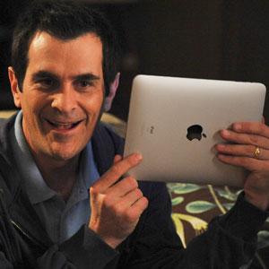 iPad i Modern Family