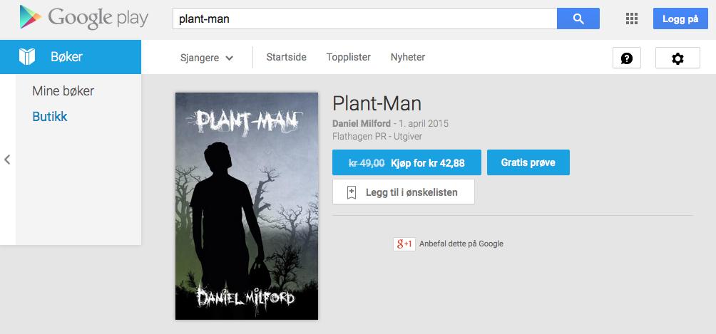 Kjøp e-bøker i Google Play Bøker