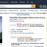 Hvordan kjøpe og lese e-bøker fra Amazon uten Kindle