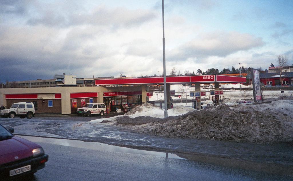 Esso Heimdal (Foto: Trondheim Byarkiv)